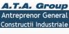 ATA GROUP - antreprenor constructii industriale - hale industriale prefabricate