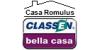 CASA ROMULUS - Uși de interior Classen, uși acces, parchet lemn masiv și tapet