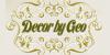 DECOR BY GEO - cadouri si decoratiuni interioare pentru casa - ghivece - veioze