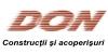 DON - constructii rezidentiale - acoperisuri - termoizolatii - hale industriale