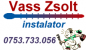 SC ZS & A Instal SRL-D - Instalator Vass Zsolt - Instalatii generale