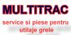 MULTITRAC - Service și piese de schimb pentru utilaje grele