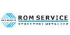 ROM SERVICE - Hale metalice la cheie - Proiectare și montaj construcții pe structuri metalice