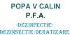 Popa V Călin P.F.A. - Servicii de dezinfecție, dezinsecție și deratizare