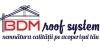 BDM ROOF SYSTEM - Țiglă metalică pentru sisteme complete de acoperiș