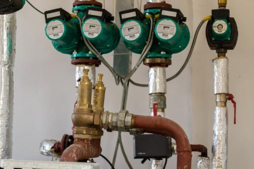 Service si intretinere cazane de apa calda