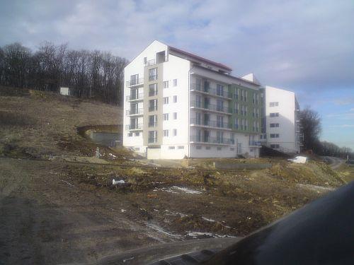 Bloc nou cu apartamente de 1, 2 si 3 camere