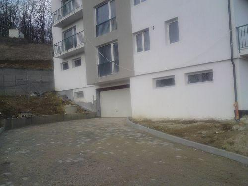 Apartamentele se predau semifinisate