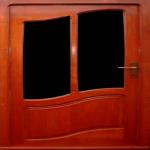 Ușă interior lemn stratificat