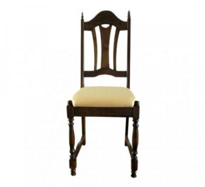 Scaun lemn tapitat Ekeby