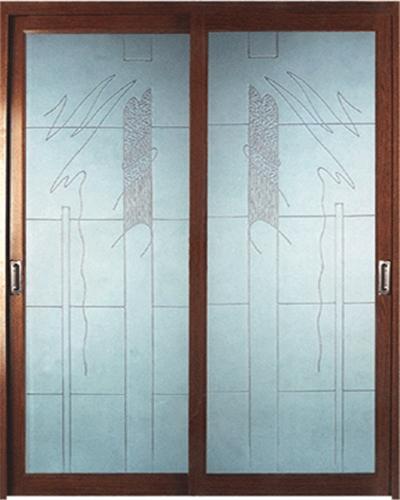 Uși de interior cu geam