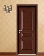 Ușă din lemn