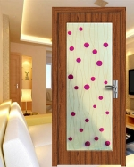 Uși cu sticlă securizată