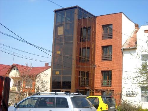 Fațade sticlă Cluj