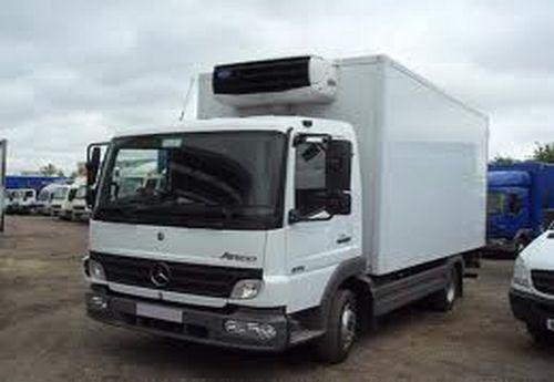 Transport temperatura controlata