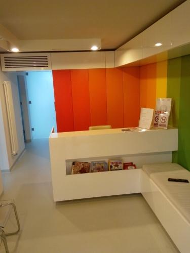 Finisaje interioare cabinet stomatologic