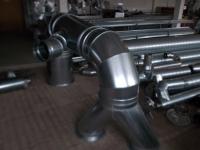 Tubulatura pentru instalatie de ventilatie