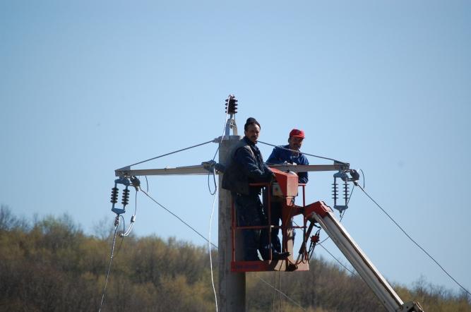 Echipă specialiști Electro Rusu