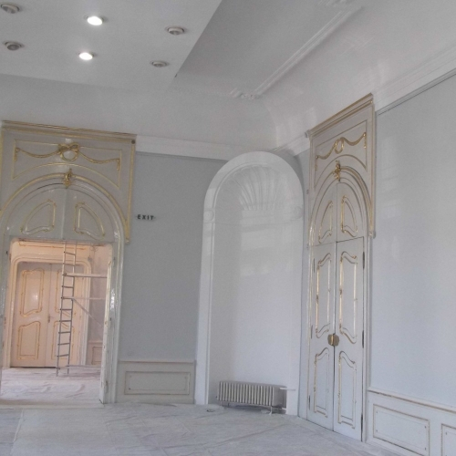 Renovare Muzeul de Arta Cluj-Napoca