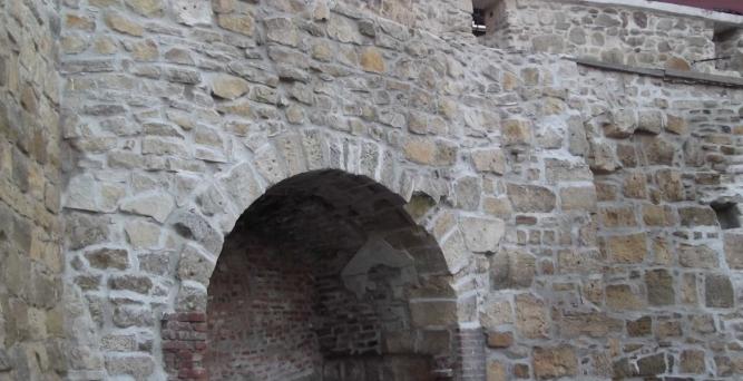 Renovare Zidul Cetatii Cluj-Napoca