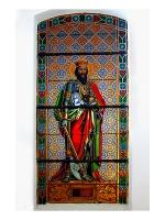 Renovare vitralii biserica
