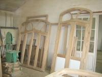 Profile din lemn ferestre si usi