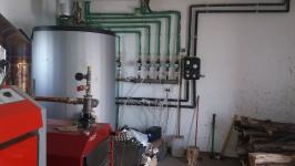 Instalatii termice - boilere