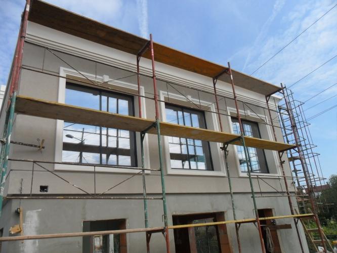 Fațadă clădire