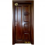 TM 001 Usa din lemn masiv de tei