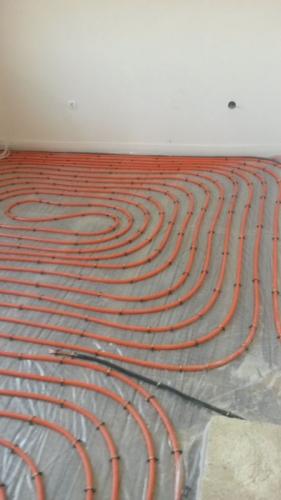 Lucrari instalatii termice Termsan Instal