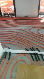 Lucrări instalații termice Termsan Instal
