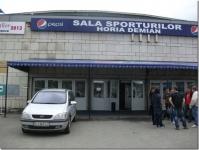Tamplarie PVC Sala Sporturilor Cluj