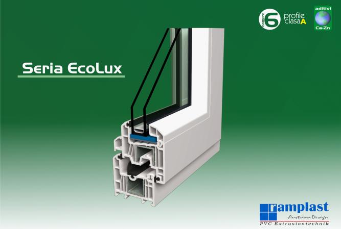 Profile PVC Ecolux
