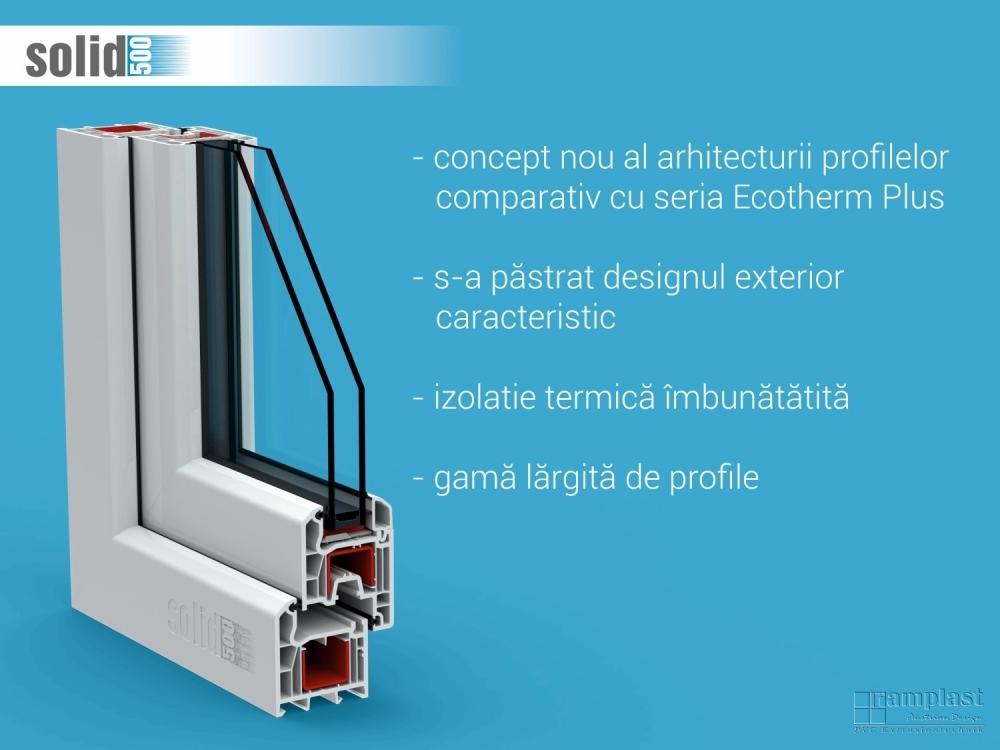 Garnituri etanșare profile PVC