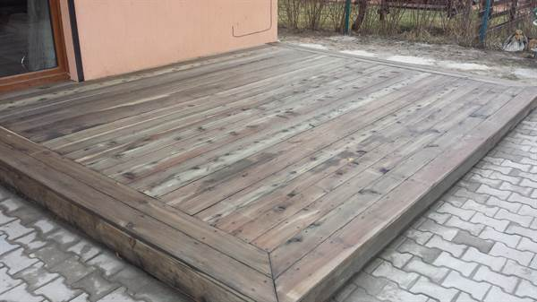 Tratament finisaj lemn