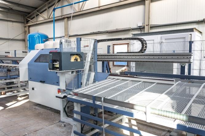 Fabrica automatizata de termopane Liderplast