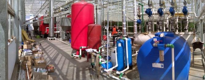 Instalatii termice si sanitare industriale