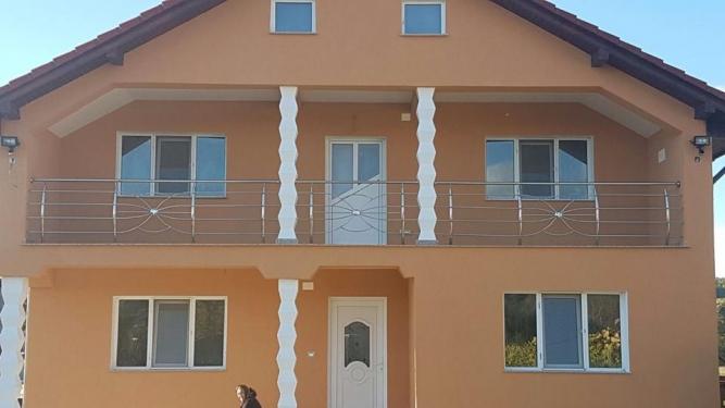 Balustrada inox exterior