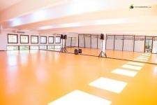 Pardoseala sala de fitness