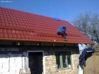 Reparatii si montaj acoperis
