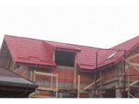 Montaj acoperis constructie noua
