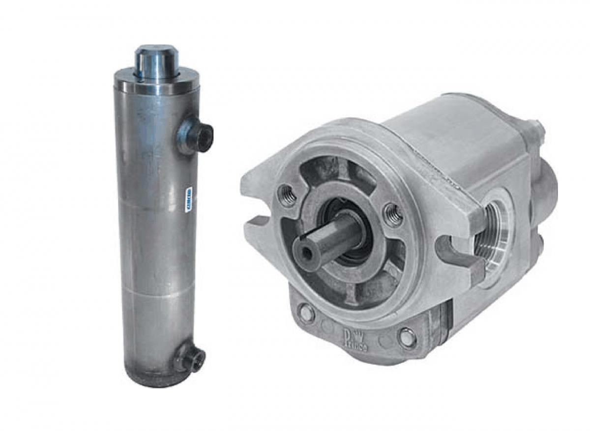 Tevi si tije pentru cilindri hidraulici