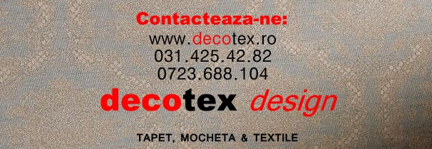 Contact Deco Tex Design
