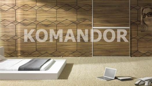 KOMANDOR - usi glisante - dressing-uri - dulapuri - dressing room-uri - design de interior